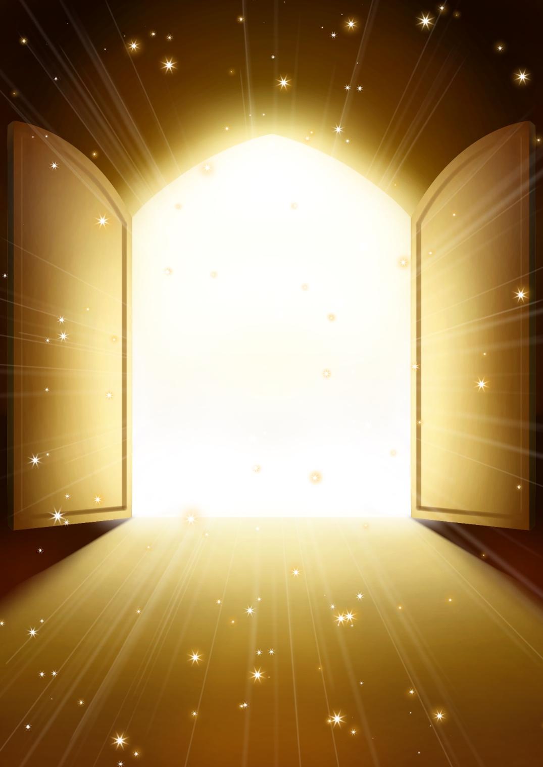 未来の扉を開ける